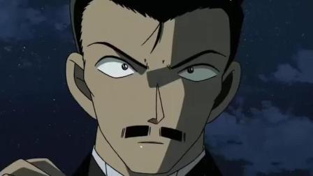 这是名侦探柯南中最帅的一次武打镜头, 男主是毛利小五郎