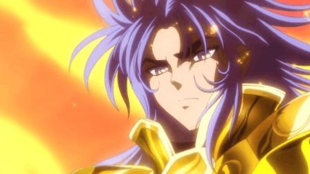 以一敌三的双子座撒加, 黄金圣斗士自相残杀! 圣斗士星矢黄金魂(2)