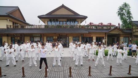 诗经里迎来洋学生 感受中华传统文化