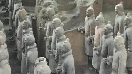 陕西西安 临潼《兵马俑》博物馆