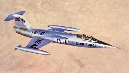 外号寡妇制造机, 生不逢时的洛克希德马丁公司的F-104战星战斗机