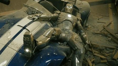复仇者联盟最强的不是雷神, 更不是幻视, 而是身穿铠甲的这位男人