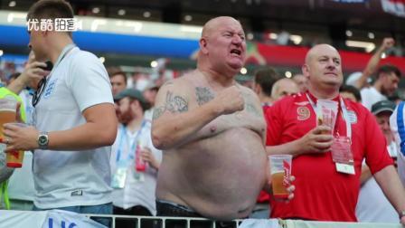 【疯狂球迷】充满干劲的英格兰球迷