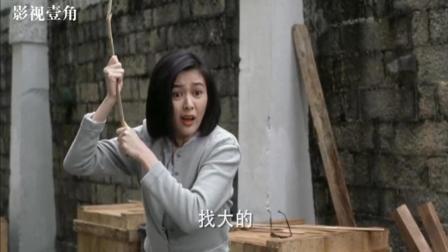 甄子丹让关之琳帮他, 结果把自己砸晕了, 这队友, 太坑了