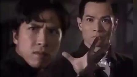 日本武术高手来精武门踢馆, 一眼就看出甄子丹的武功最好!