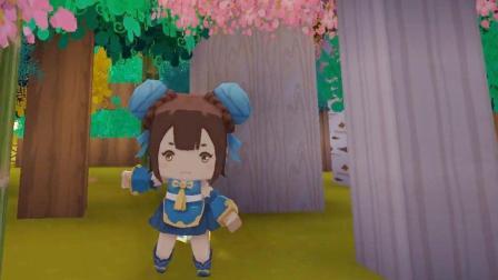 入江闪闪: 迷你世界小游戏坑爹的脑筋急转弯-小猪佩奇绝对不会穿的裤子
