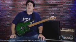 Music Man JP15 6 - Teal Quilt 试听测评