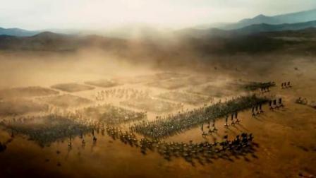这才是超级历史战争大作, 各种古代军事, 阵法照样还原, 太壮观