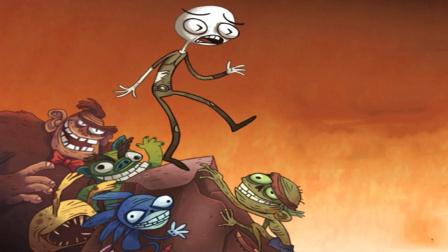 【路米】史上最恶搞的电子游戏,口袋妖怪是坨翔,坑爹视频需要加载100年?!Ep3完结