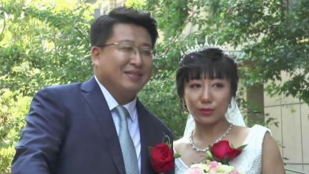 贺显  冰菲  婚礼庆典 全程视频
