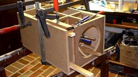 10寸有源低音炮——接地气的HIFI音箱DIY