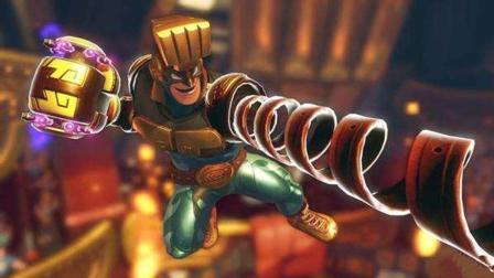【预言】《强力拳击ARMS》三打一都打不过, 会不会玩?