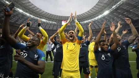 13国联军!法国移民后裔造神话 夺冠之师仅有2个纯法国人