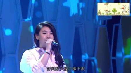"""她是郑少秋和""""肥姐""""沈殿霞的女儿, 凭借这首歌"""