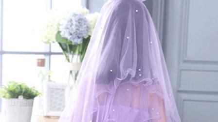 12星座的专属纱盖头是什么? 摩羯座的适合室外, 处女座的很萌!