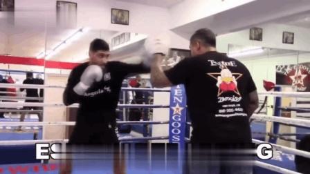 帕奎奥、梅威瑟、戈洛夫金等最好的拳击手靶训练!