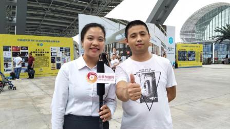 前景加盟网采访博萨尼全屋定制销售总监吴国栋先生