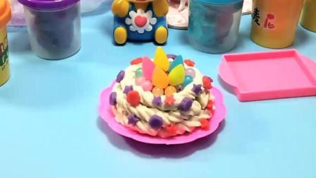 灵犀小乐园之美食小能手 芭比娃娃制作奶油蛋糕