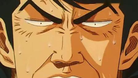 《灌篮高手》最搞笑的场景之一, 樱木花道牌千年杀, 秒杀陵南队教练!