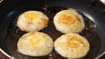 荷包蛋怎么做好吃? 大厨教你绝对漂亮的做法, 一口气吃了5个还想吃