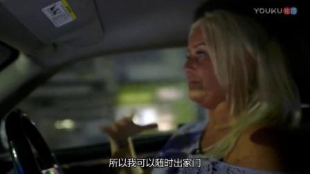 姑娘很喜欢开出租车 而背后的原因 你应该想不到!
