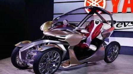雅马哈推出摩托汽车混血儿, 还有外壳顶棚, 这种四轮摩托会被禁吗