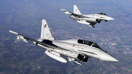 德国空军算完了, 一旦爆发冲突, 俄军会毫不犹豫击落所有台风战机
