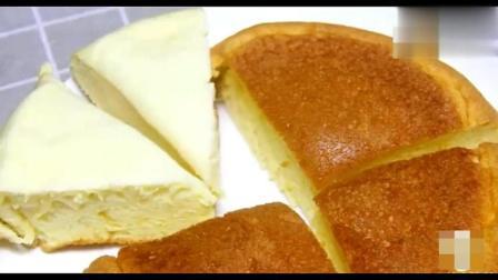 简单的电饭煲蒸蛋糕, 入口滑嫩绵柔, 家人过生日可以动手自己做!