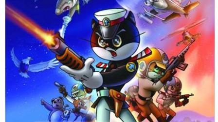 黑猫警长 第四部 黑猫警长射老鼠 黑猫警长救援队 黑猫警长动画片中文版