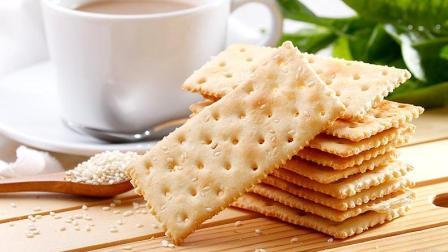 奶香苏打饼干自己在家做, 方法简单一看就会, 安全放心零添加