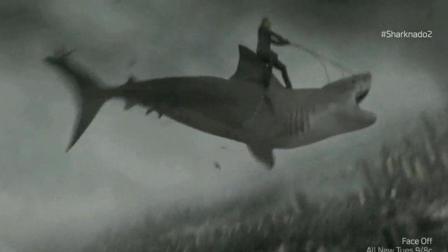 那一年美国的鲨鱼可以上天 可以遨游太空可以畅想自己的未来