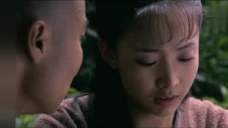 《血色湘西》两个心中有情的人, 眼神是炙热的