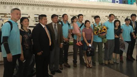 独家专访泰国洞穴救援中方救援队员