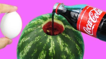 西瓜是夏季最消暑的水果, 但这样子的西瓜还能吃吗?