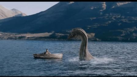"""""""尼斯湖水怪""""真实存在, 揭秘照片来源, 千年一见"""