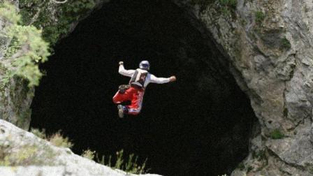 世界上最神秘的洞穴, 深度达到426米, 没几个人敢靠近洞口!