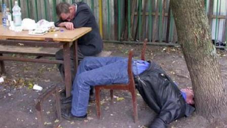 全球酒鬼最多的国家, 每天很多人醉倒街头, 国家为此专门设醒酒站