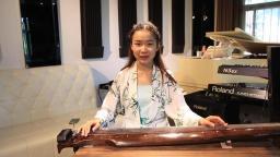 秋风辞, 古琴: 丰泽圆, 设备: 天音拾音器 G-10