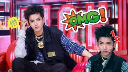 《中国新说唱》开播, 吴亦凡花样怼人rap了解一下