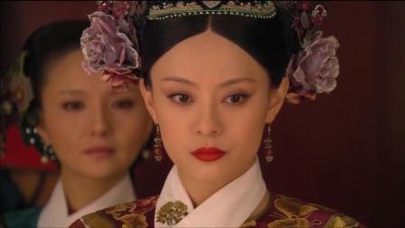 甄嬛传: 甄嬛最可怕的时期, 敬妃全身发抖, 连槿汐都吓得不敢说话