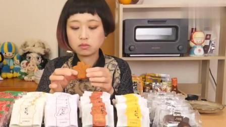 日本吃播大胃王俄罗斯佐藤吃红叶馒头48个, 佩服佩服