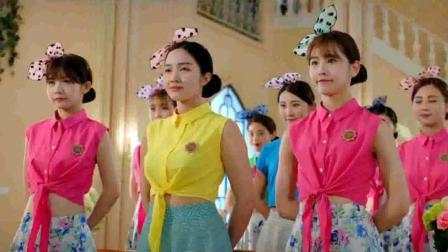 火箭少女赖美云客串电影《不良千金》, 队友蒋申居然也出镜?