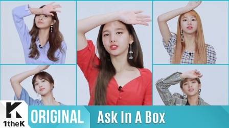 [Ask In A Box special] TWICE _ Dance The Night Away(原地舞蹈 Ver.)