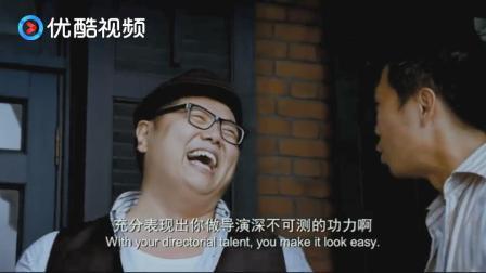 男子抓人,却不知是在拍电影,被导演夸:那个镜头是我另一个巅峰