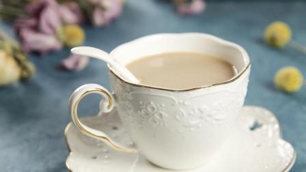 味库美食视频 2018 教你如何在家做英式奶茶 香浓细滑口感独特 晚归来一杯