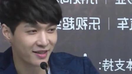 张艺兴: 绝对不可能让女儿进娱乐圈