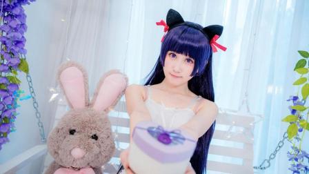 cosplay宅舞--学猫叫--五更琉璃vsNEKO--想要领走哪只呢?