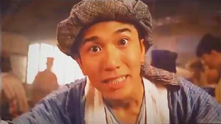 吴孟达打麻将出老千被打, 达叔说要打别打脸, 我还要靠脸泡妞