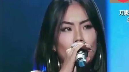 她是那英战队冠军《中国新歌声》霸气开嗓, 汪峰第一个冲下来