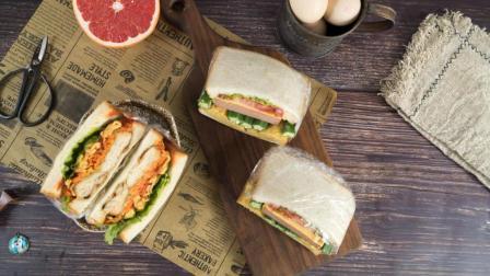 寻味手札 第一季 喜爱三明治的小伙伴的超级福利 高颜值又美味的厚切款来啦